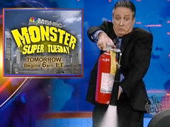 MSNBC's Super Tuesday Hype Inferno 1