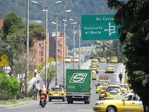 Dia sin carro Bogotá