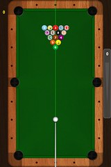 pool iphone ispazio ipod touch