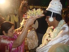 Sampradan (Kunal and Sumona) Tags: wedding reception nandi kolkata amitabha saheli sinha beglai sodepur