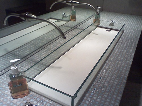 Wonky Sink