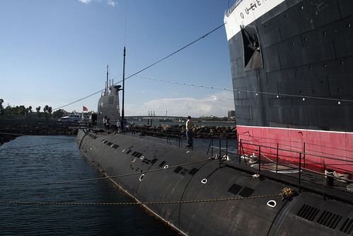 Soviet Submarine B-427