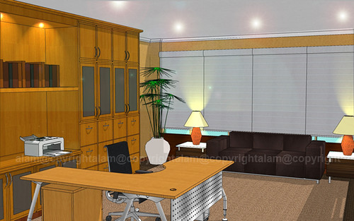 PA room