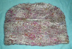 Nalbound pillbox hat