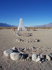 manzanar cemetery nov 2007 (happy trails to you...) Tags: sierra eastern manzanar 395