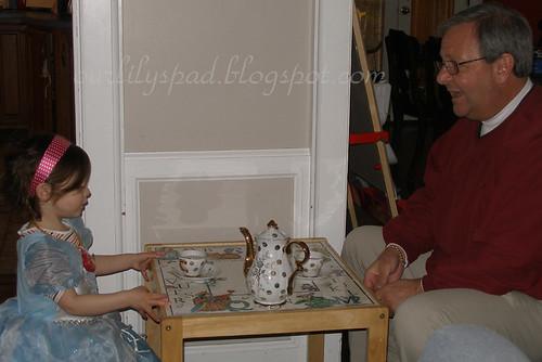Erikas birthday with Grandpa and Nannie 008