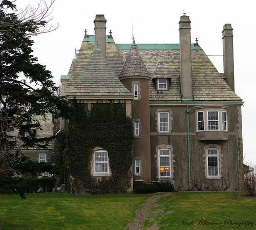Castle in Newport Rhod...
