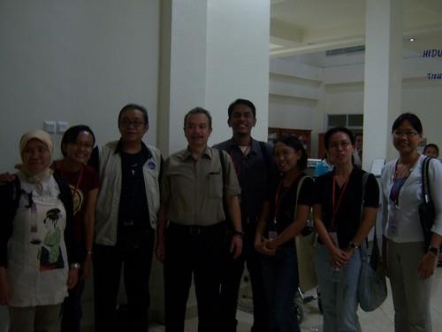 ATLS Waingapu, 2008, UNPAD alumni