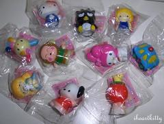 sanrio.plastic.figures (iheartkitty) Tags: cute japan toys japanese hellokitty sanrio kawaii figures lala pochacco mymelody usahana strawberryking iheartkitty batdzmaru
