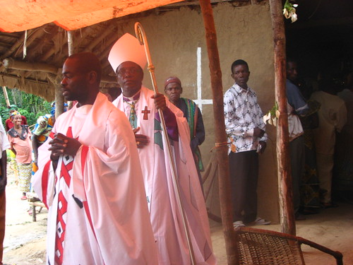 Chapelle catholique Obenge