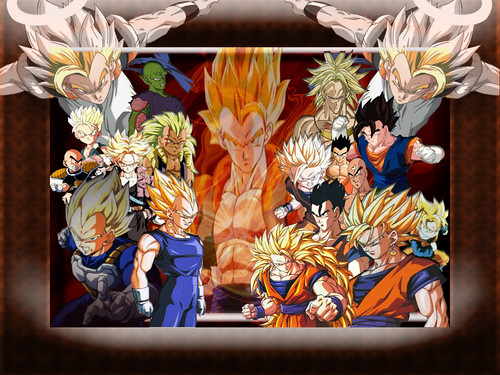 Dragon Ball Z Wallpapers Hd. dragon ball z wallpaper.