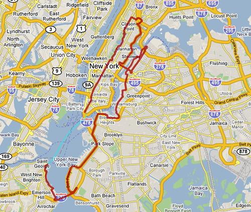 Boro Bike Tour Pics