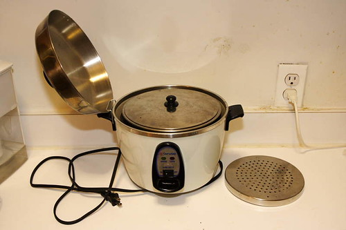 Ta Tung Rice Cooker ($50)