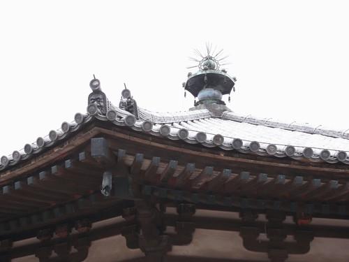 法隆寺(夢殿)-04