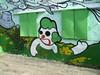 swimming blob (CRAZYCLOWN_tso) Tags: street streetart art crazy clown tso crazyclown ufo5