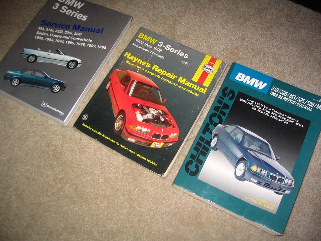 repair manuals