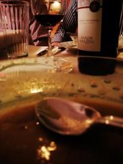 I Think It's Soup (jabberwocky381) Tags: family food dinner wine delicious jewish hebrew passover matzoh sedar haggadah
