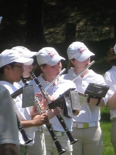 Flutes & Clarinets