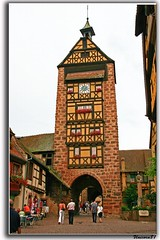 Riquewihr / Elsass /Alsace | France (unicorn 81) Tags: france color history architecture geotagged frankreich colorful europa europe eu alsace lafrance riquewihr mapfrance worldtrekker unicorn81 franceholiday2008 fotogaleriefrankreich