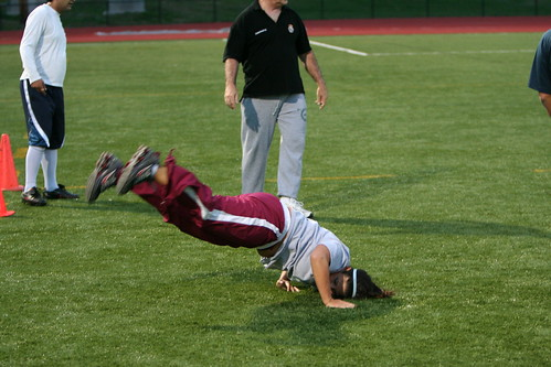 Stunts?