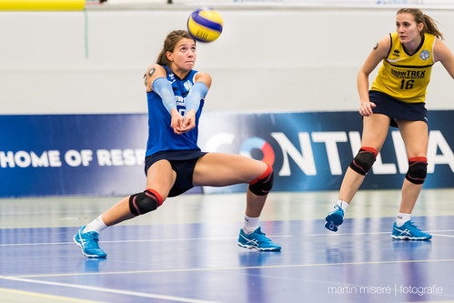 "3. Heimspiel vs. Volleyball-Team Hamburg • <a style=""font-size:0.8em;"" href=""http://www.flickr.com/photos/88608964@N07/32003259113/"" target=""_blank"">View on Flickr</a>"