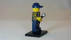 Tattooed Rapper Brick Yourself Custom Lego Figure2