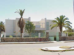 Government Building, Asmara