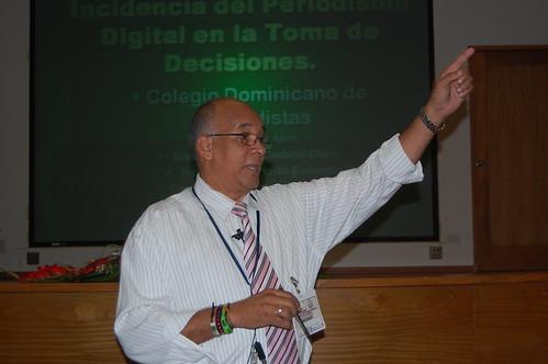 Jose Rafael Sosa, ponencia