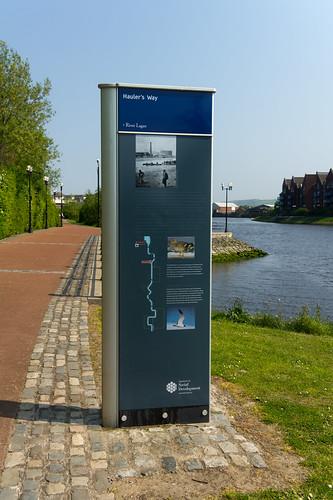 Belfast City - Hauler's Way