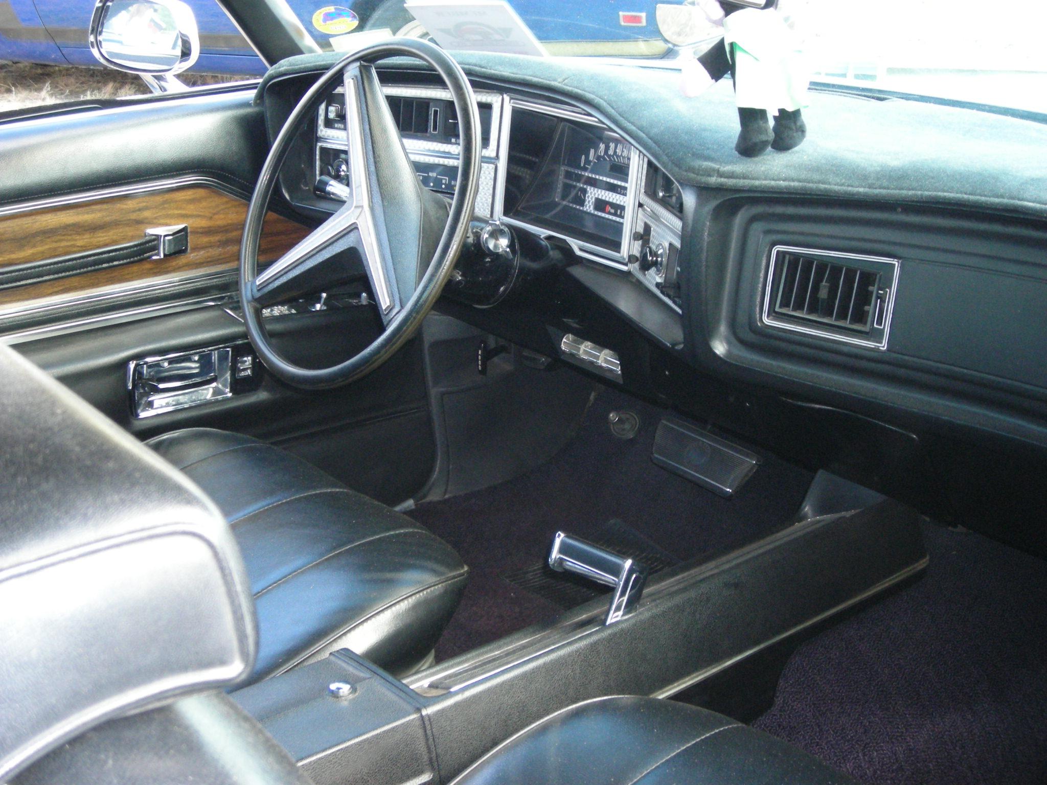 1971 Buick Riviera Interior 1971 Buick Riviera 1920 x 1080