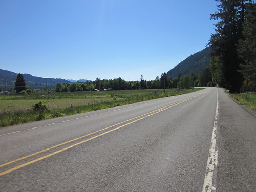 Highway 12 to Morton