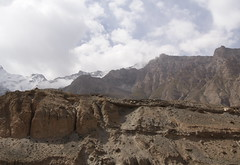 Ghez Cliffs (colincookman) Tags: china cliffs xinjiang checkpoint karakullake ghez