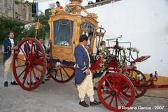 """""""Procissão de Nossa Senhora da Piedade"""" (Rosário Garcia - Óbidos) Tags: portugal vila igreja cavalos história 2007 outubro oeste Óbidos maravilha berlinda procissãodenossasenhoradapiedade 20071027procissãonossasenhoradapiedade"""