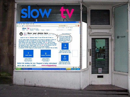 slow tv window proposal - first draft