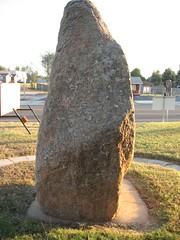 Chisholm Trail Boulder