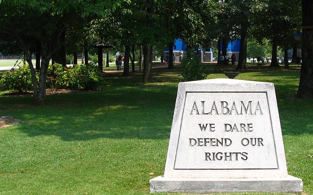 Alabama Dares
