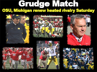 OSU-Michigan Grudge Match