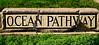 Ocean Pathway in Ocean Grove (Dan Edelstein) Tags: beach newjersey streetsign nj shore monmouthcounty oceangrove oceanpathway