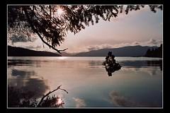 Coles Bay (Island-Em.) Tags: ocean nature canon landscape britishcolumbia vancouverisland colesbay saanichinlet kodakuc400