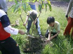 Tanam Pohon Yuk... (nindho81) Tags: smartclub penghijauan
