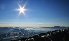 A Perfect Afternoon (LilFr38) Tags: winter sky sun mountain france montagne grenoble landscape soleil ciel 510favs paysage ancelle canoneos400drebelxti lilfr38