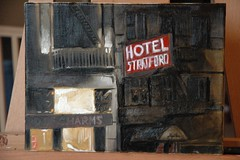 Hotel painting toned down to be darker