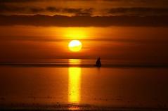 ~ Harlingen sunset ~ (Jaep Kees Reitsma) Tags: sunset sea netherlands zonsondergang zee friesland harlingen eveninglight  inspiredbylove seasunclouds jacquescorneille silhouettephotography vosp