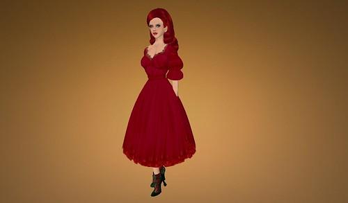 Red Goddess 2