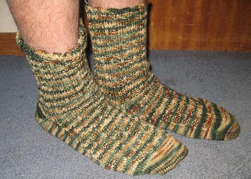 BIL camo socks