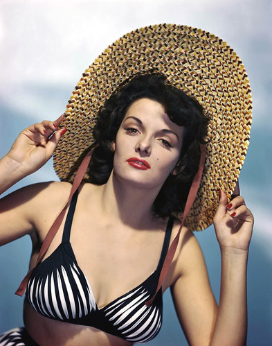 Jane Russell. by carbonated