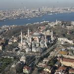 Istanbul: Aya Sofya (Hagia Sophia)