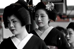 Geisha (goodnickels) Tags: japan kyoto geisha gion