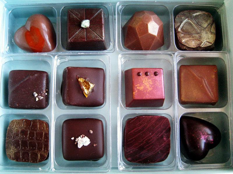 Boule Choco 12 Pieces