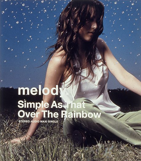 melody. Simple As That COVER